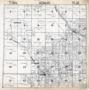 Adams Township, Davidson, Ogden, Moores Jct., Quinn, Arenac County 192x